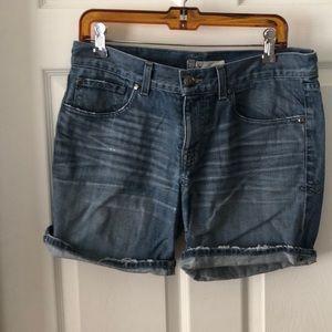 Level 99 denim jean shorts